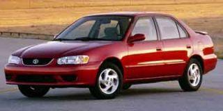 Toyota Corolla LE 2001