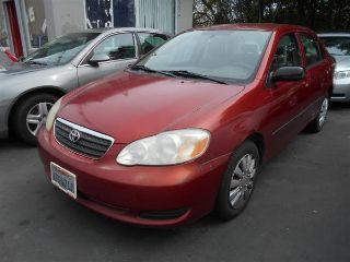 Toyota Corolla CE 2008
