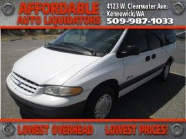 Plymouth Grand Voyager SE 1998