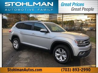 Volkswagen Atlas SEL 2018