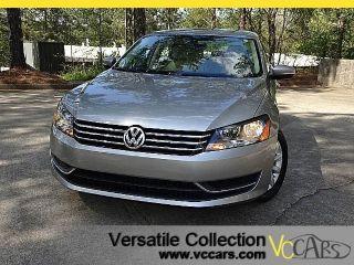 Volkswagen Passat Wolfsburg Edition 2013