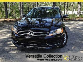 Volkswagen Passat S 2013