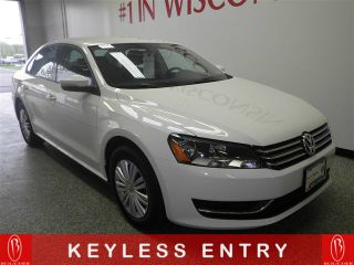 Used 2014 Volkswagen Passat S in Franklin, Wisconsin
