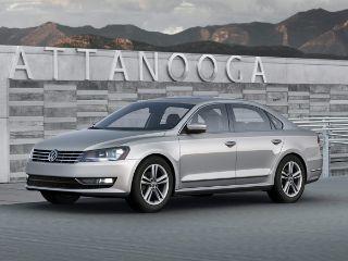 Volkswagen Passat S 2014