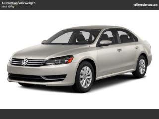 Used 2015 Volkswagen Passat Limited Edition in Cockeysville, Maryland