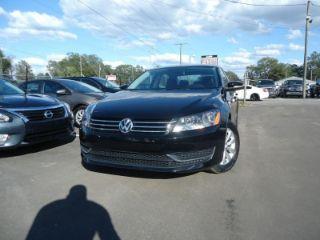 Volkswagen Passat S 2015