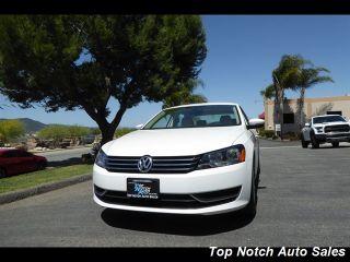 Volkswagen Passat Wolfsburg Edition 2015