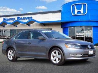 Volkswagen Passat Limited Edition 2015