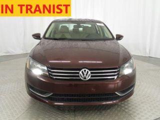 Volkswagen Passat SE 2012