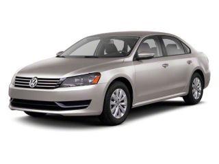 Volkswagen Passat SE 2013