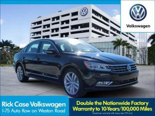 Volkswagen Passat SEL 2018