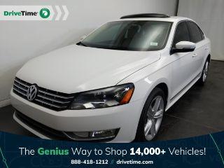 Volkswagen Passat SEL 2013