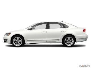 Volkswagen Passat SEL 2014