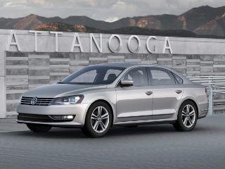 Volkswagen Passat SEL 2015