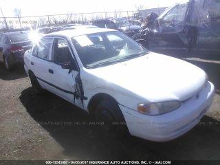 Chevrolet Prizm LSi 2002