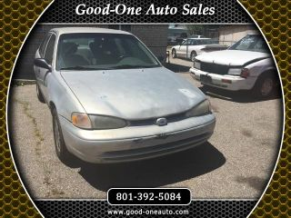 Chevrolet Prizm 1999