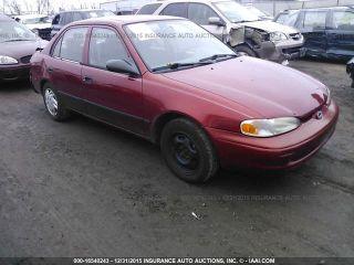 Chevrolet Prizm LSi 2001