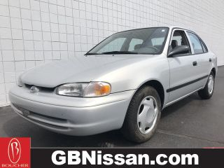 2001 Chevrolet Prizm Base