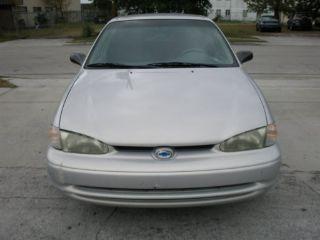 Chevrolet Prizm Base 2002