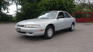 1995 Mazda 626 DX