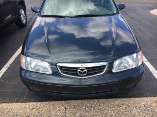 2002 Mazda 626 LX