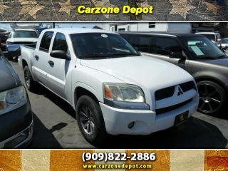 Used 2008 Mitsubishi Raider LS in Fontana, California