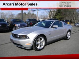 Used 2012 Ford Mustang GT in Tolland, Connecticut