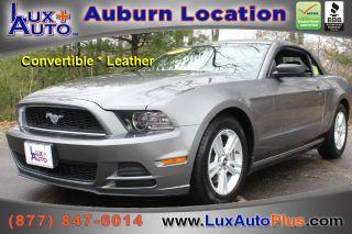 Used 2014 Ford Mustang in Auburn, Massachusetts