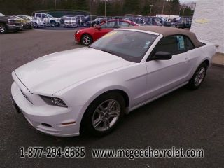 Used 2014 Ford Mustang in Raynham, Massachusetts