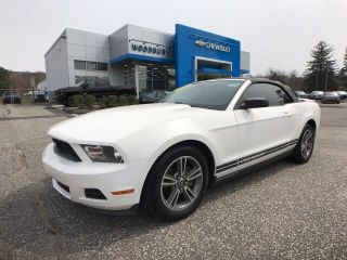 Used 2010 Ford Mustang in Woodbury, Connecticut