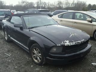 Used 2007 Ford Mustang in Waldorf, Maryland