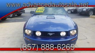 Used 2008 Ford Mustang GT in Rockland, Massachusetts