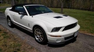 Ford Mustang Shelby GT500 2009