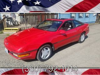 Used 1990 Ford Probe LX in Bremerton, Washington