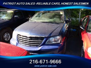 Used 2006 Chrysler Pacifica Touring in Cleveland, Ohio