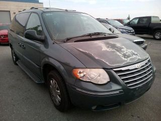 Chrysler Town & Country Limited Edition 2006