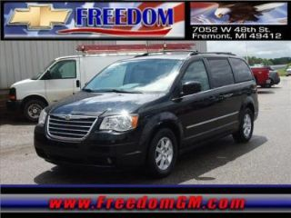 Used 2010 Chrysler Town & Country Touring in Fremont, Michigan
