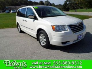 Used 2010 Chrysler Town & Country Touring in Elkader, Iowa