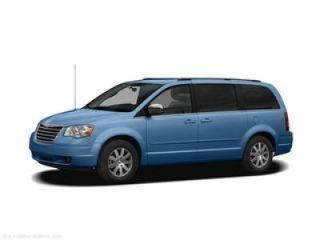 Used 2010 Chrysler Town & Country Touring in Amherst, Ohio