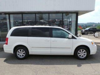 Used 2010 Chrysler Town & Country Touring in Saint Clairsville, Ohio