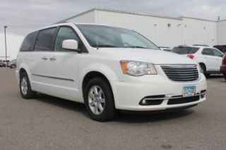 Used 2011 Chrysler Town & Country Touring in Mankato, Minnesota