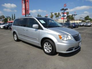 Used 2011 Chrysler Town & Country Touring in Alhambra, California