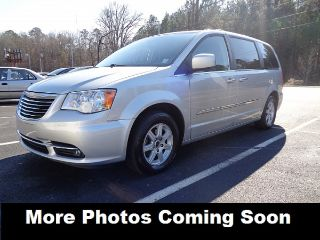 Chrysler Town & Country Touring 2011