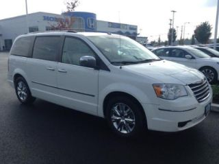 Used 2010 Chrysler Town & Country Limited Edition in Salem, Oregon
