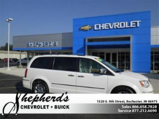 Used 2010 Chrysler Town & Country Limited Edition in Rochester, Indiana