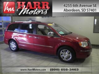 Used 2010 Chrysler Town & Country Limited Edition in Aberdeen, South Dakota