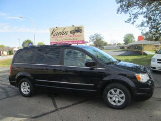 Used 2010 Chrysler Town & Country Touring in Spring Valley, Minnesota
