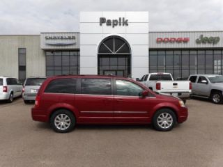 Used 2010 Chrysler Town & Country Touring in Luverne, Minnesota