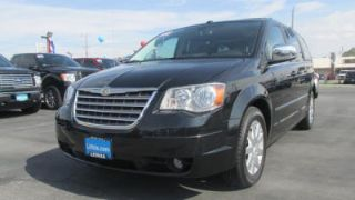 Used 2010 Chrysler Town & Country Touring in Pocatello, Idaho