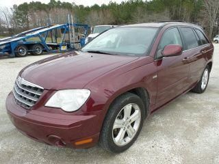 Chrysler Pacifica Limited Edition 2008